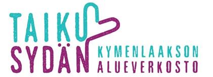 Taikusydän Kymenlaakson alueverkoston logo